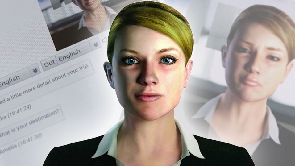 Virtuelle «Amelia» forstår som et menneske