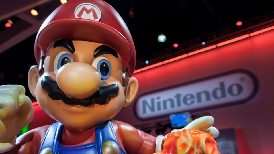 Nintendo fyller 125 år. Mario er på langt nært like gammel.