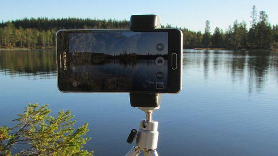 Med et lite stativ kan du ta svært gode bilder med Samsung Galaxy Alpha. Vi er også positivt overrasket over hvor gode bilder den tar i svakt lys. Du kan se flere bilder vi har tatt med Galaxy Alpha på neste side.