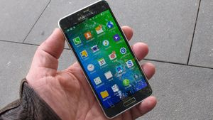 Galaxy Alpha er Samsungs motstykke til iPhone 6