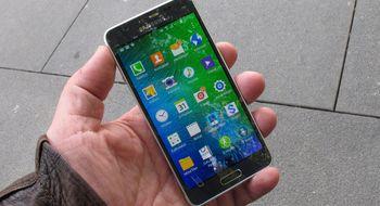 Test: Samsung Galaxy Alpha