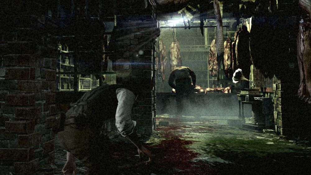 SNIKTITT: The Evil Within
