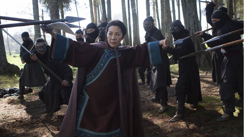 Netflix lager Crouching Tiger, Hidden Dragon 2