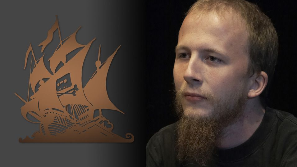 Gottfrid Svartholm Warg, en av The Pirate Bays medgründerne, er dømt for datainnbrudd.