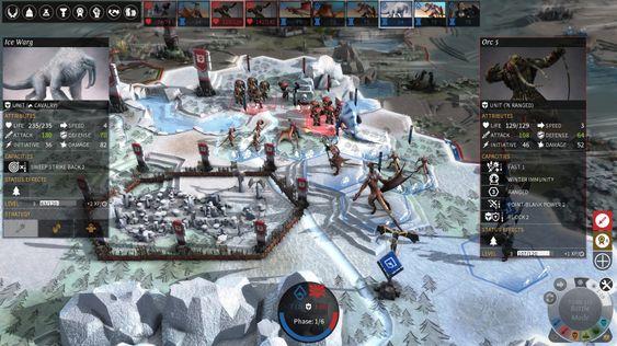 Kamp foregår i avgrensede arenaer.