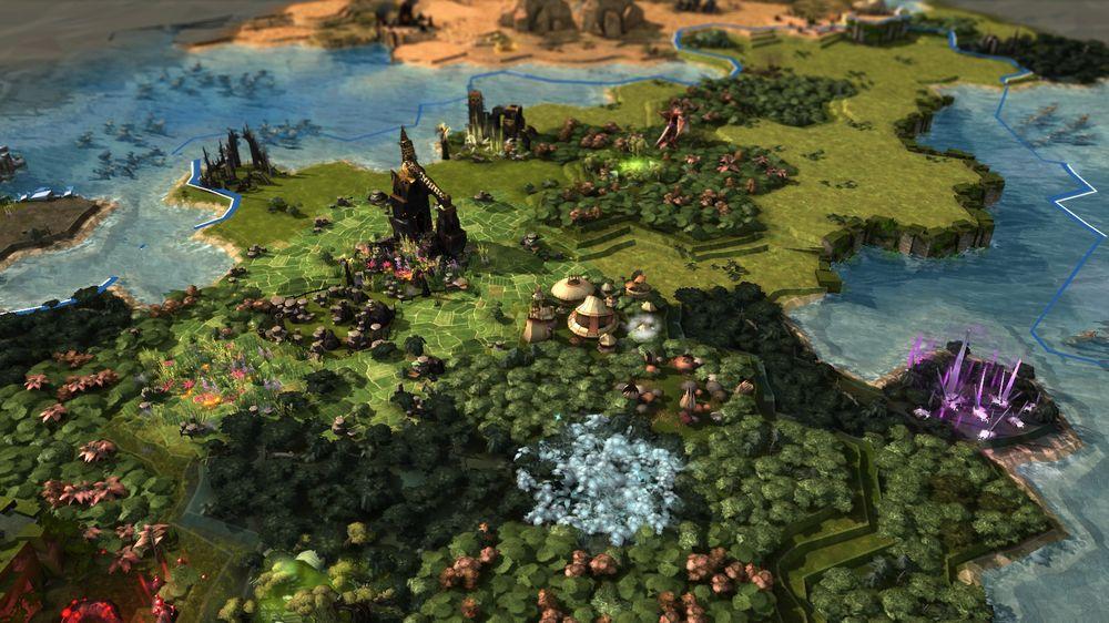 Spillet kjører på Unity-motoren, og ser temmelig lekkert ut.