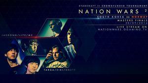 StarCraft II - NationWars II