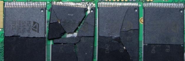 Ny SSD kan destruere seg selv