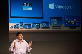 «Alle» enheter skal kjøre Windows 10.