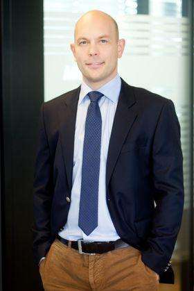 Børge Hansen, teknologidirektør i Microsoft Norge.