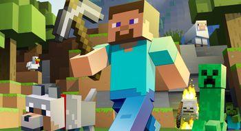 Minecraft: Xbox One Edition til butikk