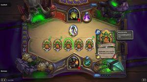 Curse of Naxxramas ga spillere flere kort å leke med.