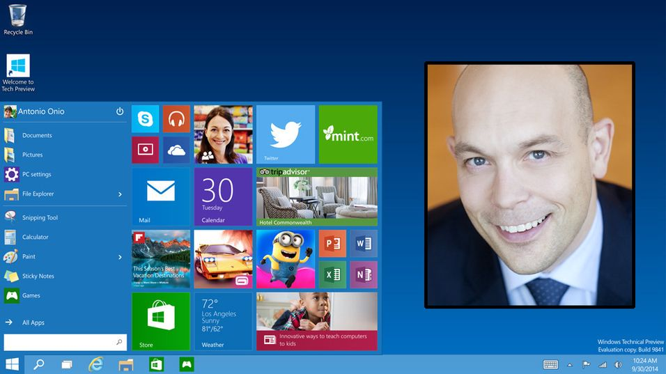 – Windows 10 er mer enn Windows 8 + 1