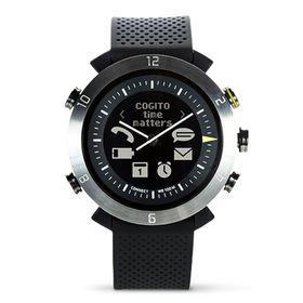 No Charge Smart Watch er enkelt utstyrt, men ser også ganske stilig og ikke minst «vanlig» ut på utsiden.