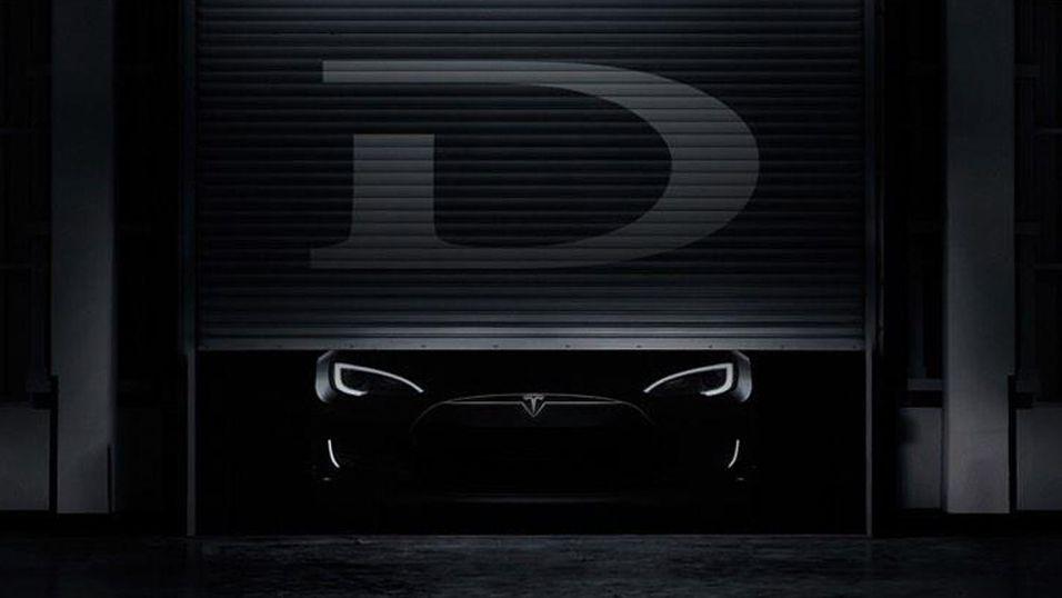 Ny Tesla-modell kommer om en uke
