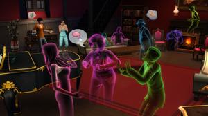 Klovner er irriterende. Døde klovner? Urgh. (bilde: Electronic Arts).