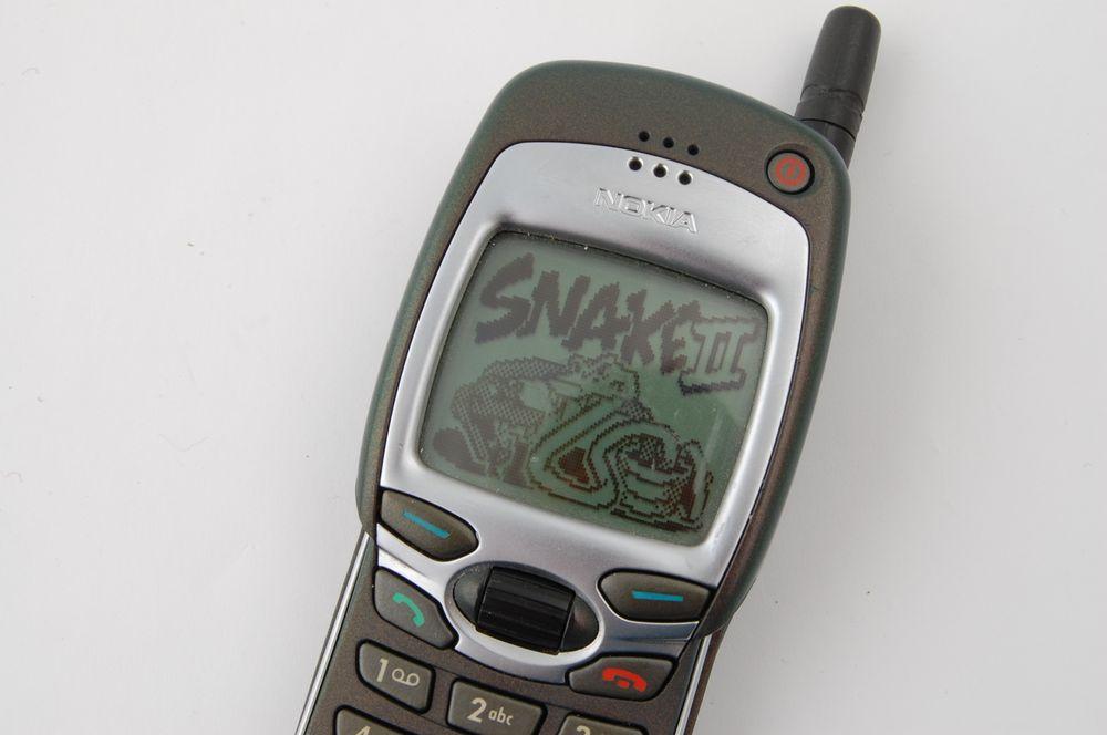 Neste generasjon med Snake.
