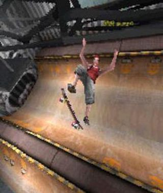 Tony Hawk på N-Gage.