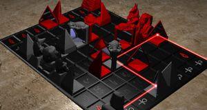– Sjakk med laserstråler