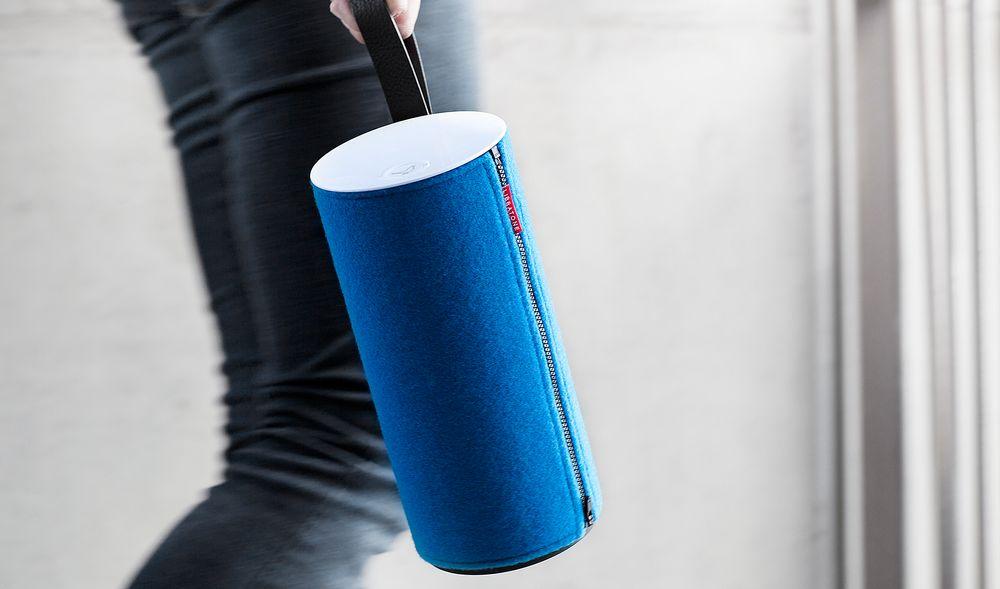 Nå får designhøyttalerne fra Libratone Bluetooth