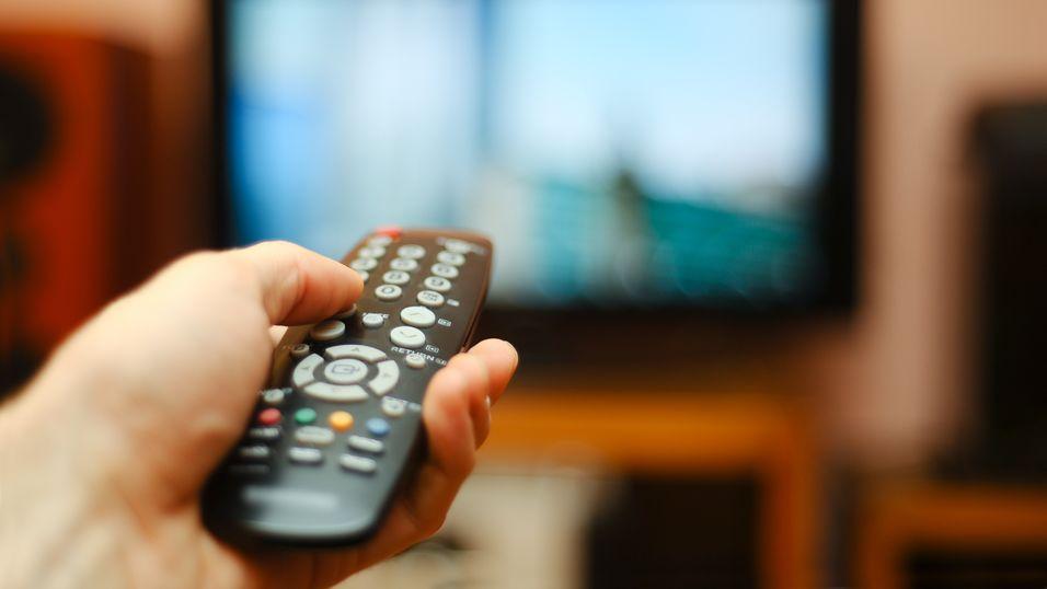 Studenter velger bort TV