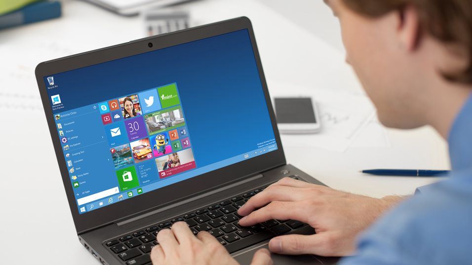 Ikke fått oppgraderingen? Last ned Windows 10 på egen hånd