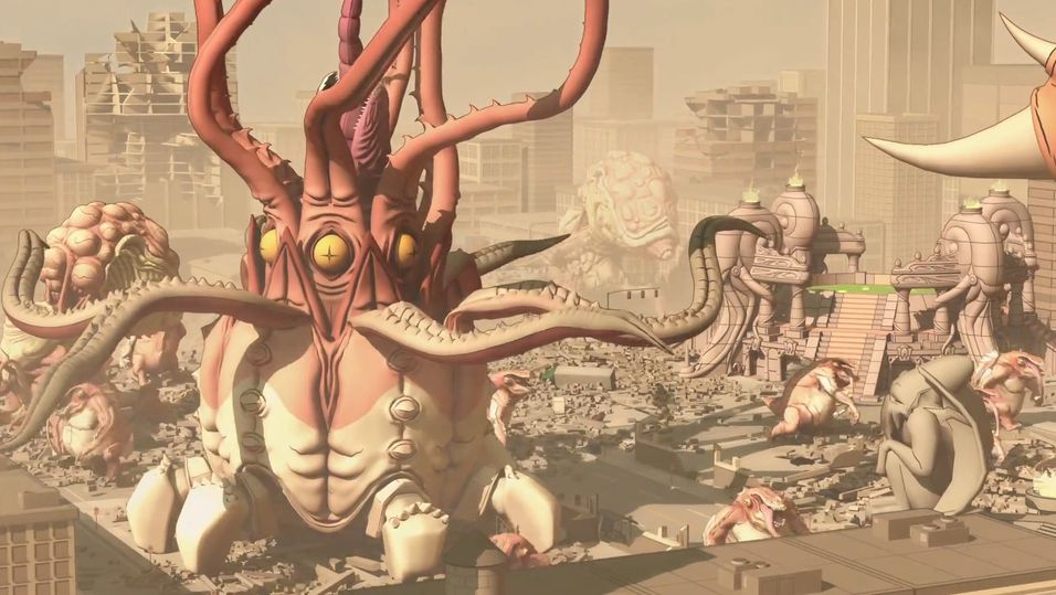 Fra Kickstarter-videoen.