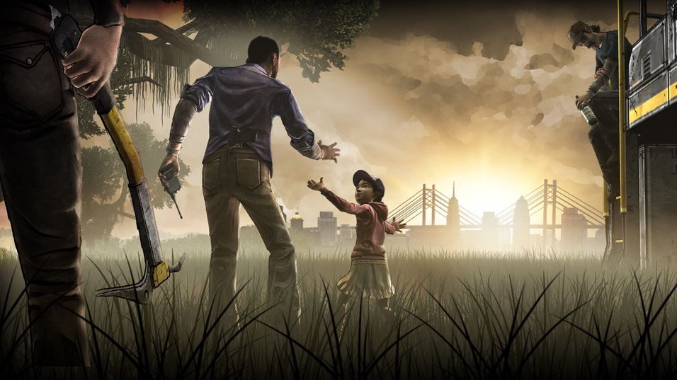The Walking Dead til Xbox One og PlayStation 4