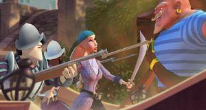 Spillkomedier med suksess på Kickstarter