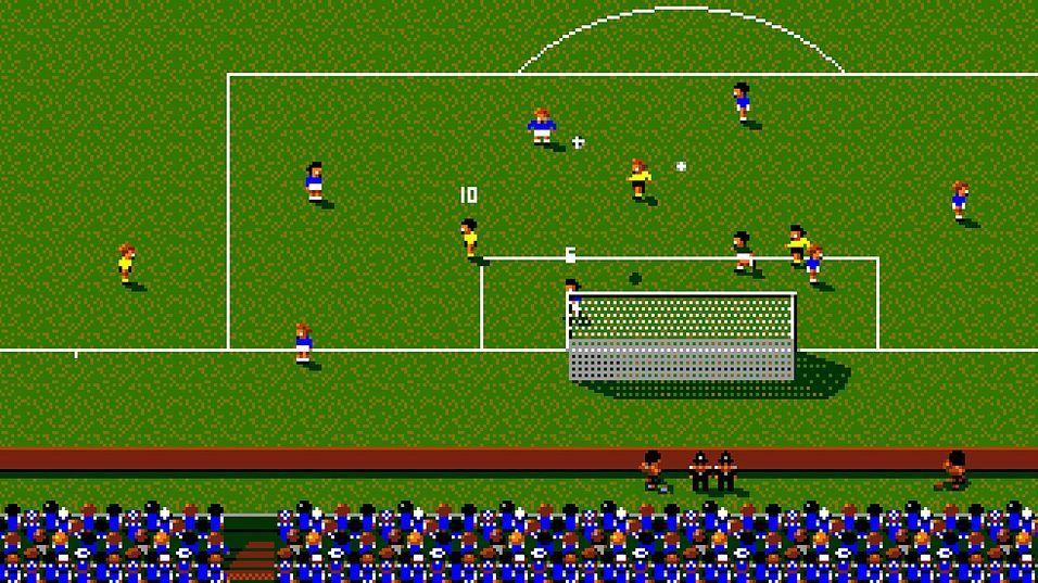 PODKAST: Fotballspillene fra åtti- og nittitallet