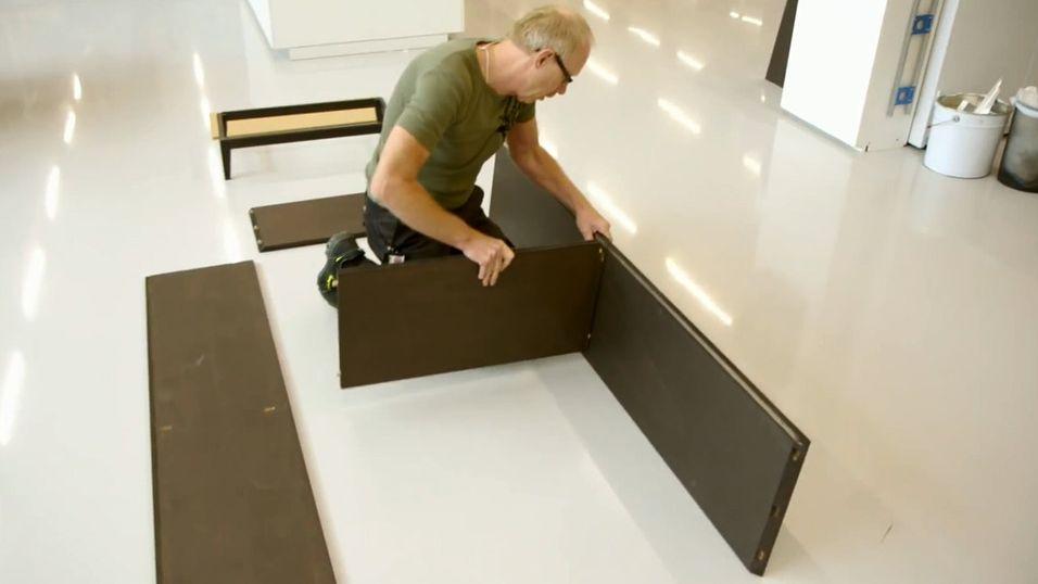 Ny IKEA-serie setter du sammen uten verktøy