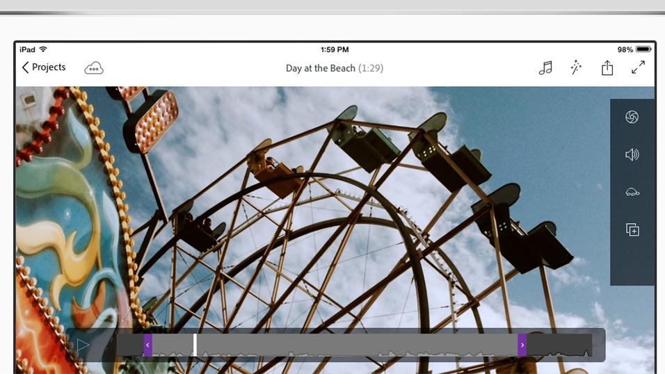 Nå blir det enkelt å lage gode videoer på mobilen eller nettbrettet