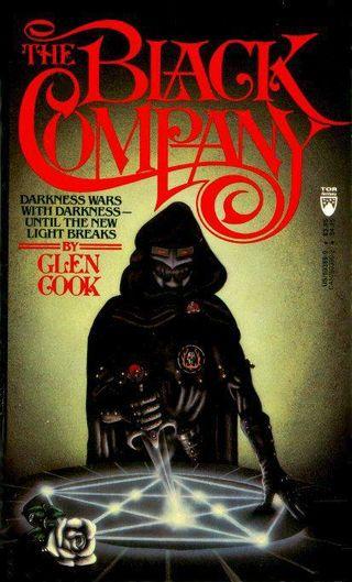 I novelleserien The Black Company heier leseren på feil side gjennom nesten 600 sider med nådeløs opprørerjakt. (Bilde: Wikipedia).