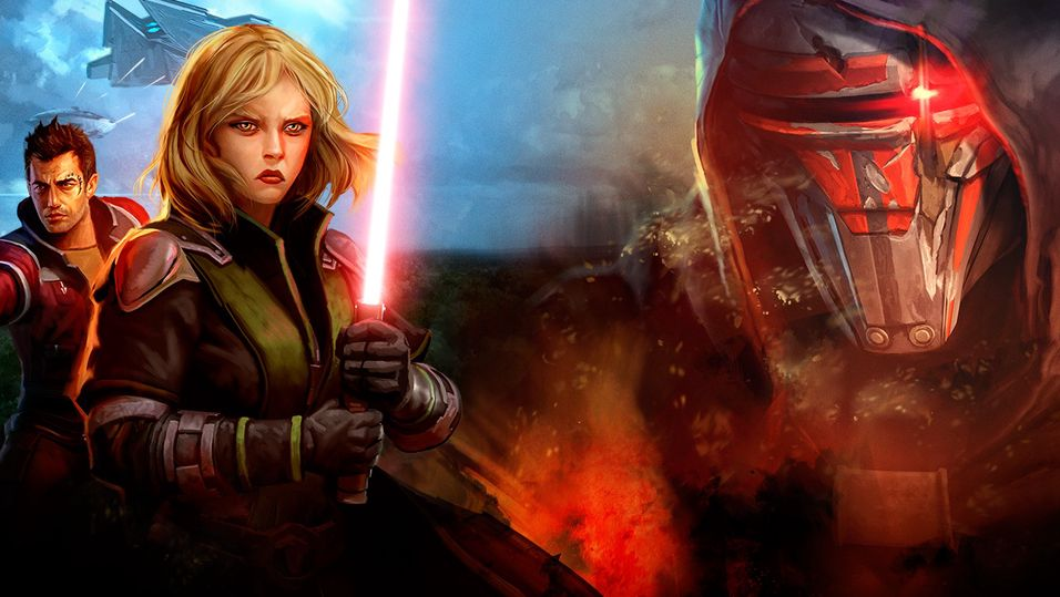 Star Wars: The Old Republic får utvidelse