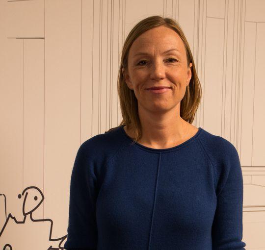 Kommunikasjonsdirektør Unni Strømstad i Nordea.