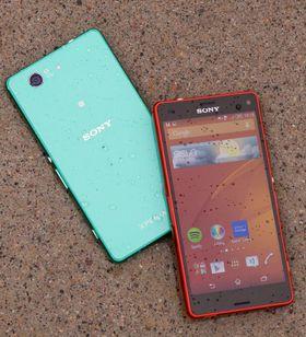 Oppdateringen kommer også til Sony Xperia Z3 Compact.