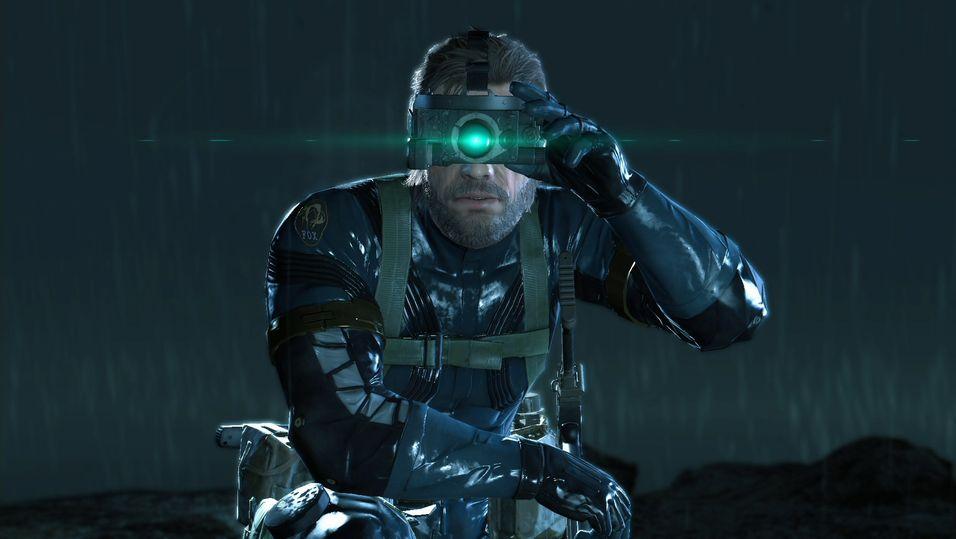 Metal Gear Solid-prolog er klar for Steam