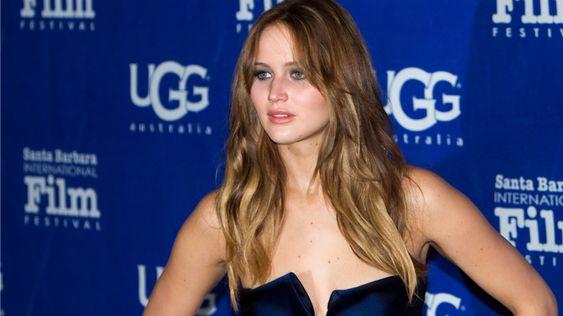Jennifer Lawrence ble ufrivillig et søkemål i 2014.