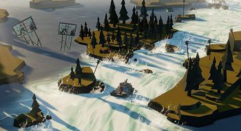 Legg ut på en farlig reise i The Flame in the Flood