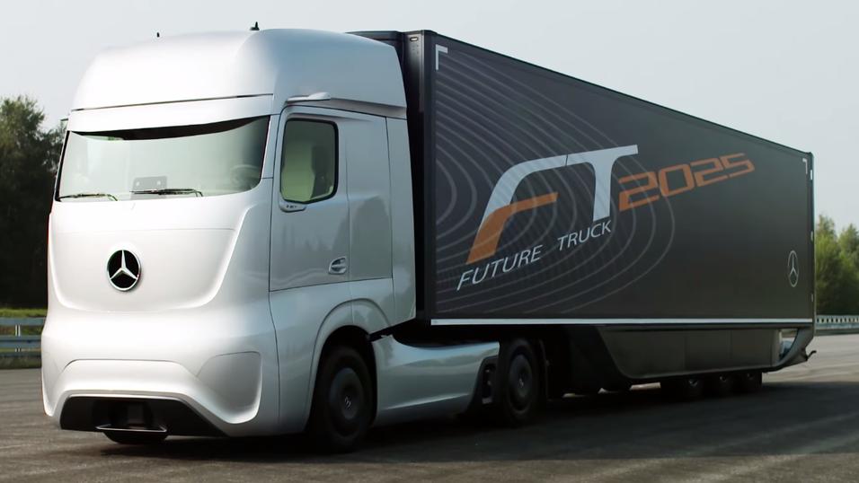 Denne selvkjørende traileren skal gjøre motorveiene tryggere