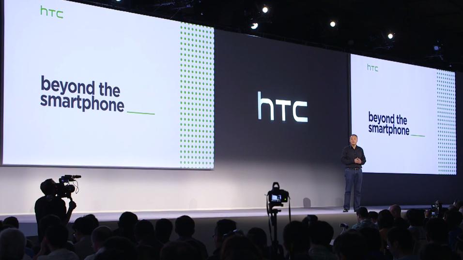 Dette er de nye produktene fra HTCs store lansering