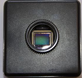 Kameraet bruker en standard C-fatning.