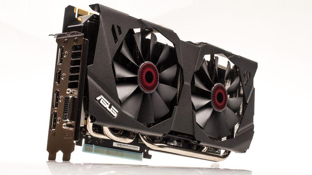Asus GeForce GTX 980 Strix OC er et velvoksent skjermkort.