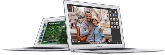 Ny MacBook Air kan være på vei.