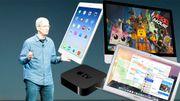 Les Nå kommer masse nytt fra Apple