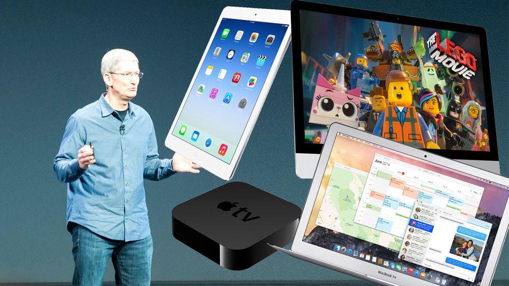 Apple inviterer allerede til ny storlansering