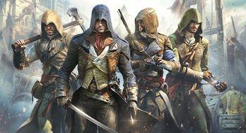 – Assassin's Creed Unity ble ikke nedjustert på PlayStation 4