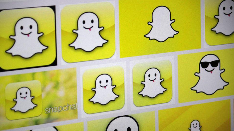 200 000 Snapchat-bilder skal være lekket