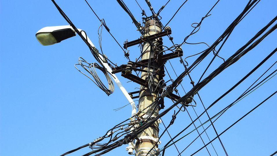 Norge på bredbåndstoppen