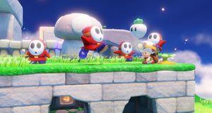 Super Marios soppmakker er klar for eventyr